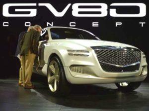2020 Genesis GV80