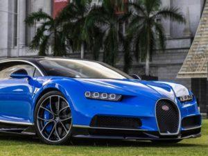 Bugatti 2020