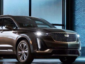 Cadillac XT6