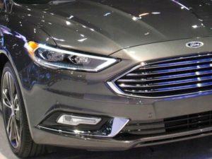 Новое поколение Ford Mondeo выйдет в 2021 году