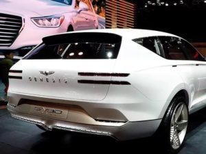 Genesis Gv80 2020