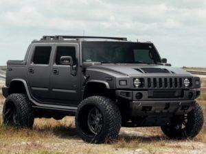 Hummer-EV