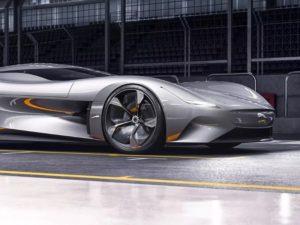 Jaguar Vision GT Coupe