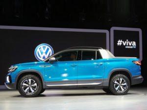 Фото Volkswagen Tarok