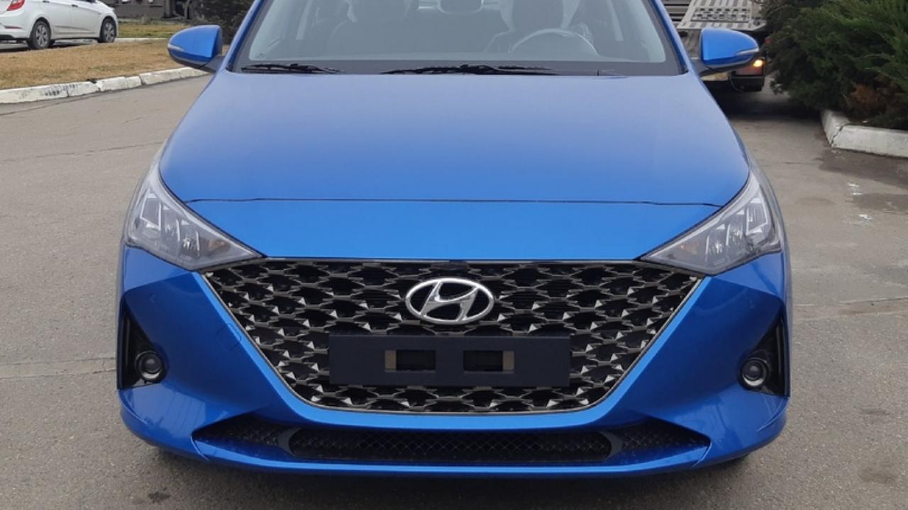продажи обновленного Hyundai Solaris