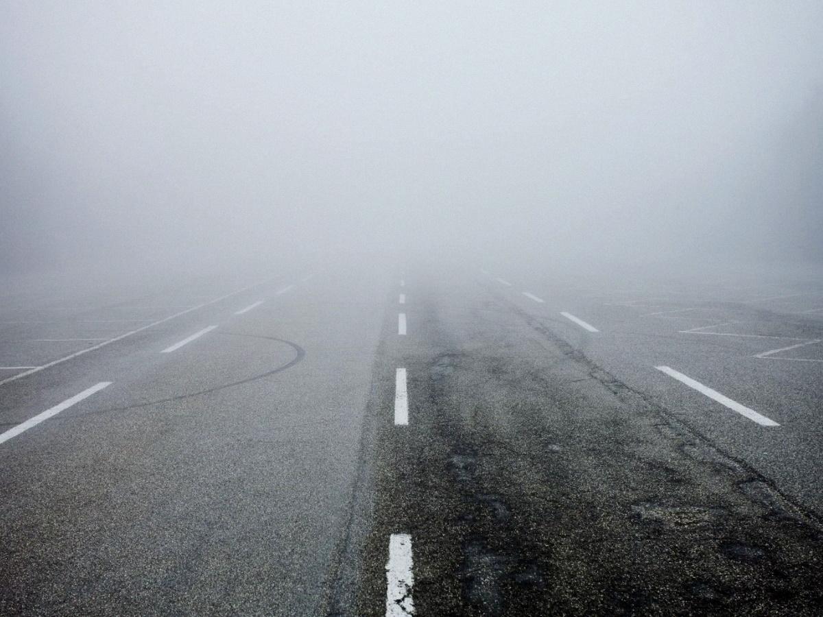 Как ездить в туман